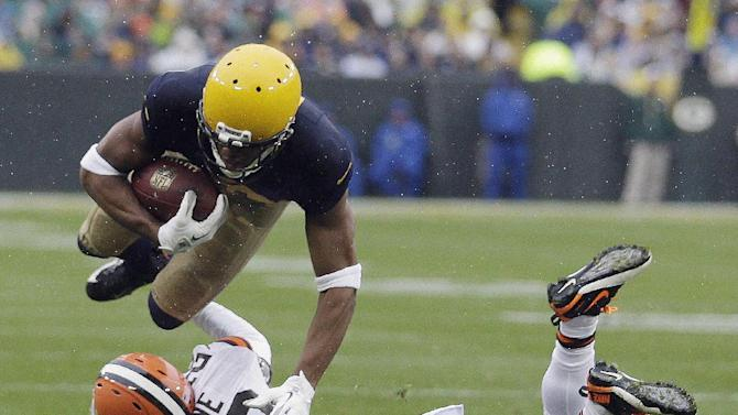 Boykin making big impression with Packers