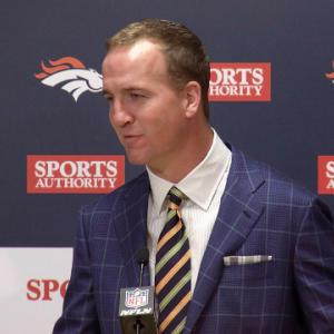 Denver Broncos postgame press conference