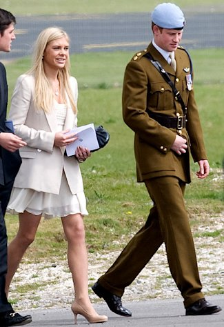 Prince Harry, Chelsy Davy &quot;Seeing Each Other&quot; Again