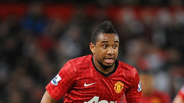 Anderson has struggled with injuries during his time at Old Trafford