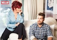 Sharon y Jack Osbourne via Hello