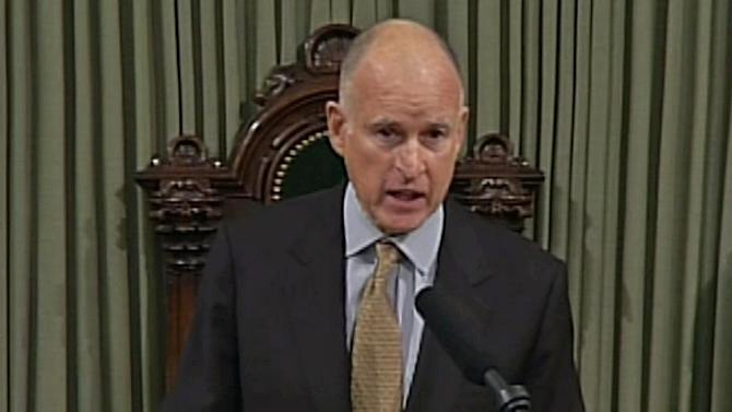Gov. Jerry Brown outlines California's next goals during State of State address