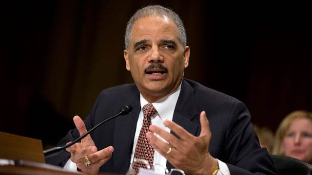 AG Holder Says No to Government Sanctioned US Cafe Killings