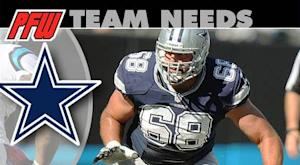 Dallas Cowboys: 2013 team needs
