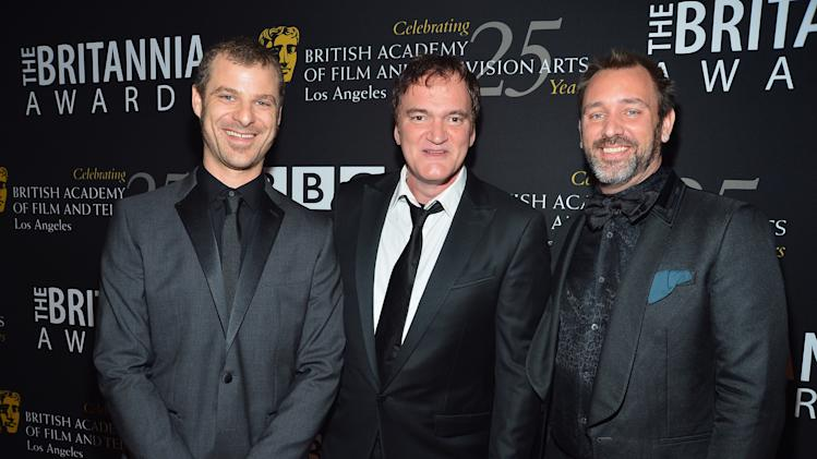 2012 BAFTA Los Angeles Britannia Awards Presented By BBC AMERICA - Red Carpet