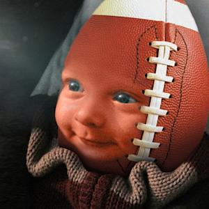 Football Baby: Regular season finale