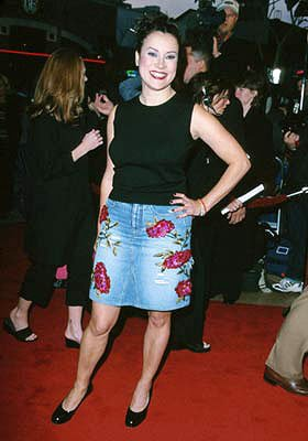 Jennifer Tilly at the Westwood premiere of Fox Searchlight's A Midsummer Night's Dream