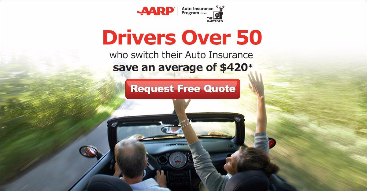 AARP Age 50+ Auto Insurance from The Hartford