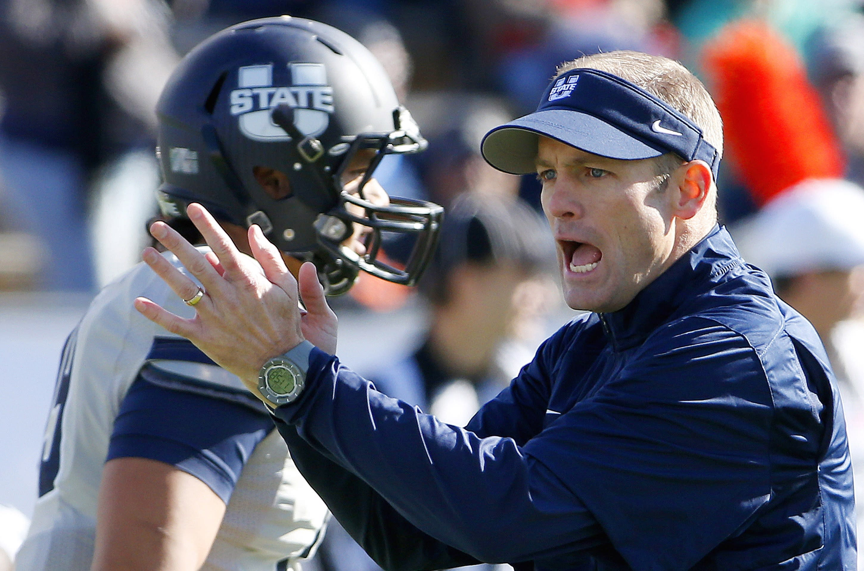 Utah State beats UTEP 21-6 in New Mexico Bowl