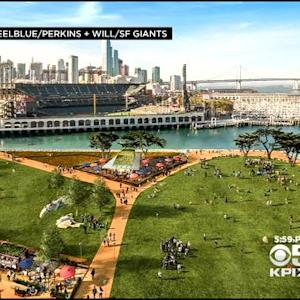 Giants Look To Place Mission Rock Development On November Ballot