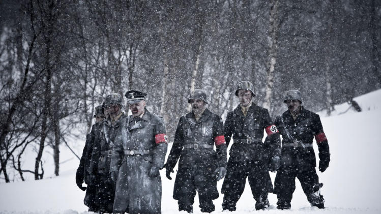 Dead Snow Production Stills IFC 2009