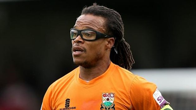 Edgar Davids has left Barnet