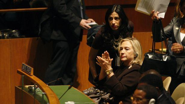 'If You Wanted to Stay in Hillary's Good Graces, You Answer the Call from Huma'