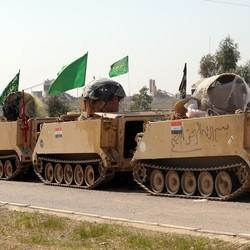REPORT: Iraq Launches Military Operation To Recapture Tikrit From ISIS