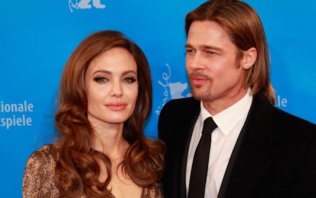Brad Pitt :  It's not a cadeau, it's a désastre