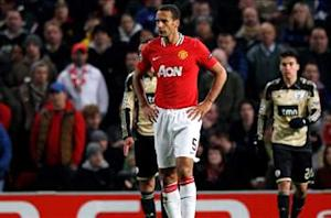 Manchester United defender Ferdinand charged over Twitter comment
