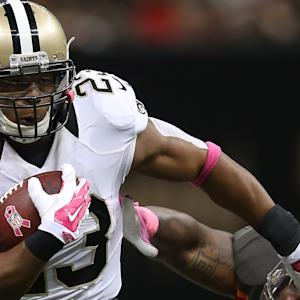 Fantasy Minute: Pierre Thomas will miss 2-3 weeks