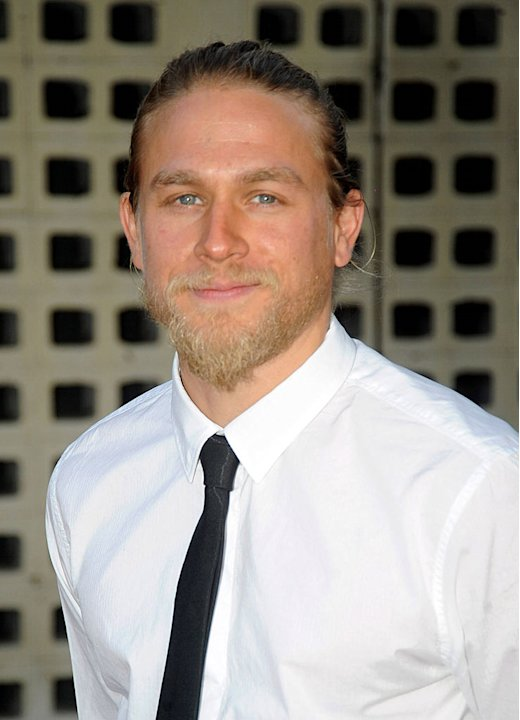 Charlie Hunnam attends FX's &quot;Sons Of Anarchy&quot; Season 3 premiere on August 30, 2010, in Hollywood. 