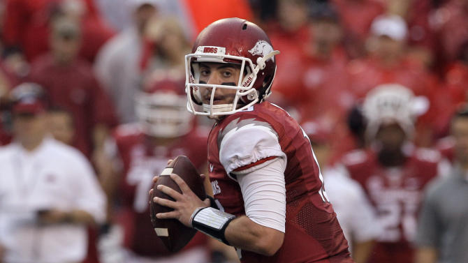 Arkansas looks to avoid 3-game losing streak