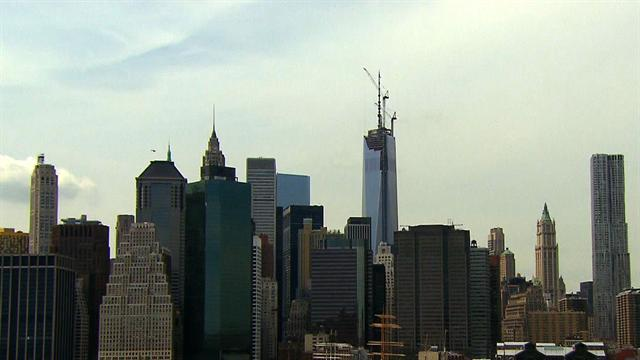 New World Trade Center: The tallest building in the Western Hemisphere