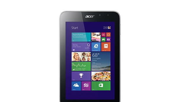 Acer improves the 8-inch display on its new $329.99 Windows 8.1 tablet