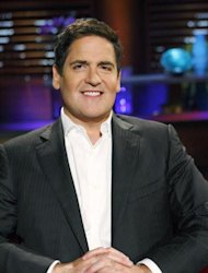 Mark Cuban - &#39;Shark Tank&#39; -- ABC