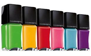 Illamasqua Rubber Nail Polish