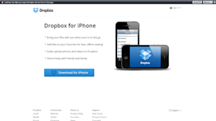 15 Brilliant iPhone and iPad Apps for Business image Dropbox 600x336