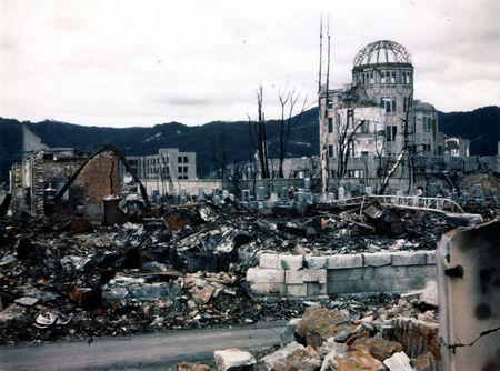 The Wider Image: Hiroshima after the atomic bomb
