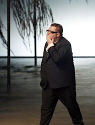 Fashion designer Alber Elbaz