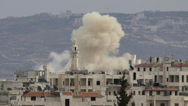 Children Apparently Clubbed in Syrian Massacre