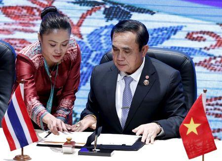 Thai PM says two refugees sent back following request from China