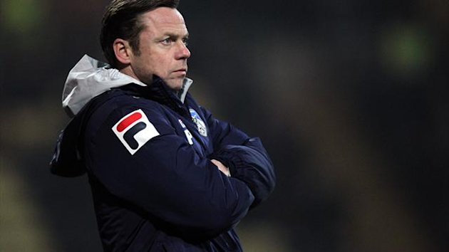 Paul Dickov's Oldham defeated Liverpool in the fourth round of the FA Cup