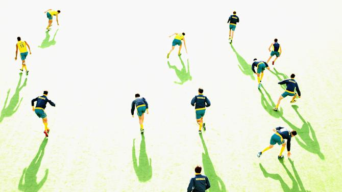 2012 Champions Trophy - Day 3