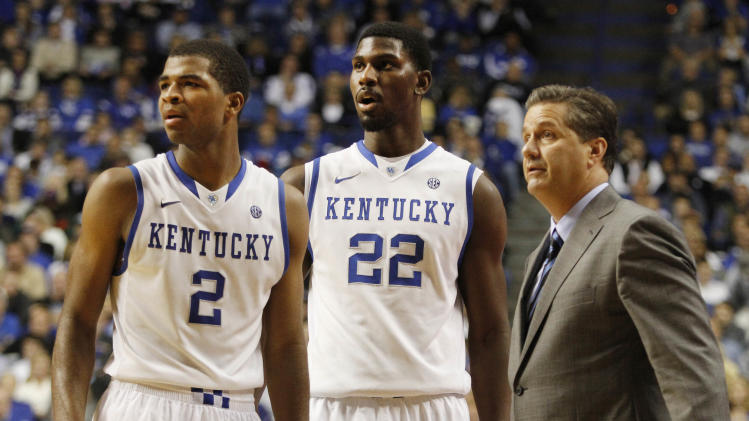 No. 3 Kentucky opens tough December vs. Providence