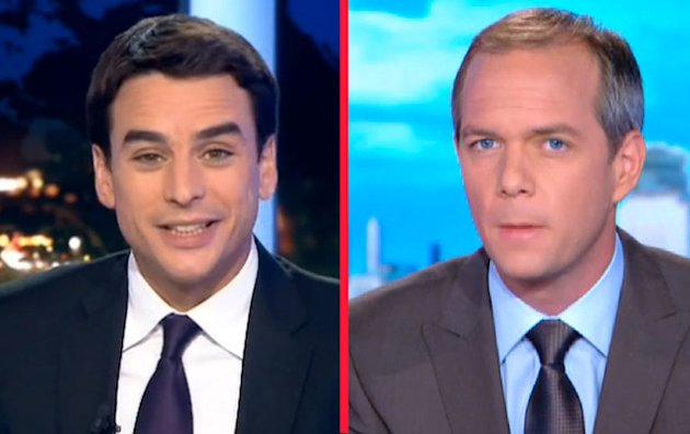 Le JT de France 2 plus fort que celui de TF1
