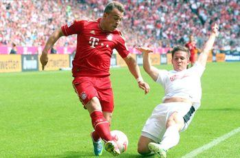 Enter Shaqiri! Bayern Munich star shows off his beatbox skills