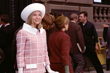 Renee Zellweger as author Barbara Novak in 20th Century Fox's Down With Love