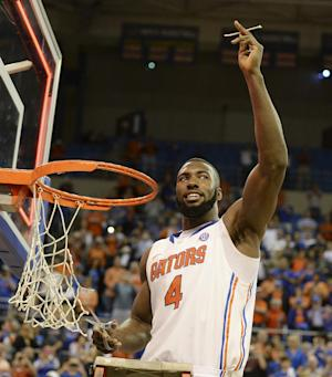 Top-ranked Florida, bubble madness at SEC tourney
