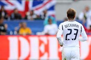 Zac Lee Rigg: Beckham wins trophies