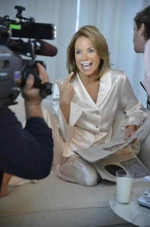 Behind the scenes of Katie Couric's 'Got Milk?' campaign -- Got Milk