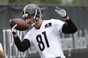 Steelers rookie TE James finds mentor in Heath Mil …
