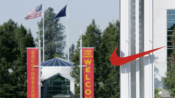 Oregon approves tax deal for Nike expansion