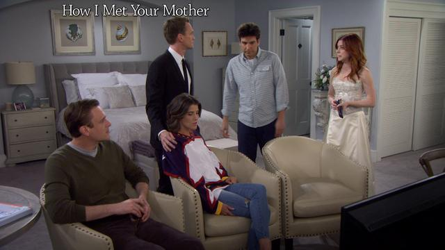 How I Met Your Mother - Leave It Unspoken