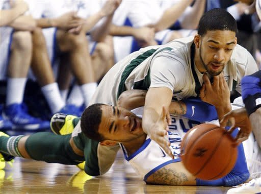 Harrow leads Kentucky past Eastern Michigan 90-38