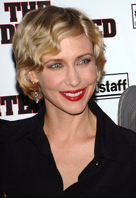 Vera Farmiga at the New York premiere of Warner Bros. Pictures' The Departed