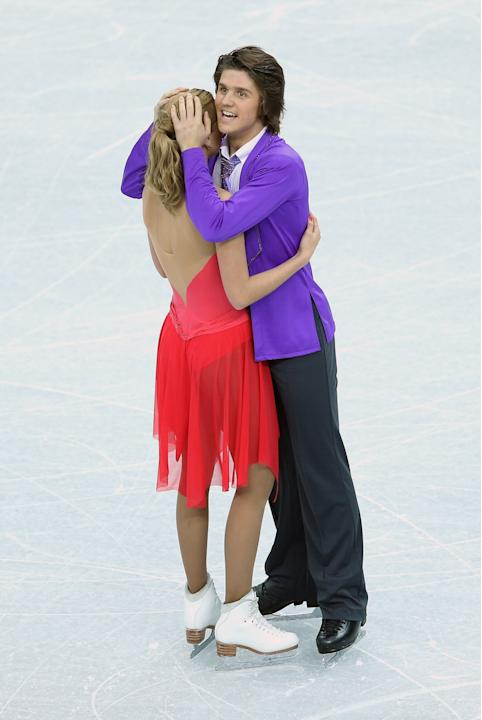 ISU Grand Prix of Figure Skating Final 2012 - Day One