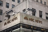File photo of the NBC News logo at 10 Rockefeller Plaza in New York City. Software giant Microsoft has parted company with NBC News, pulling out of their joint venture MSNBC to launch its own online news service, NBC News has announced