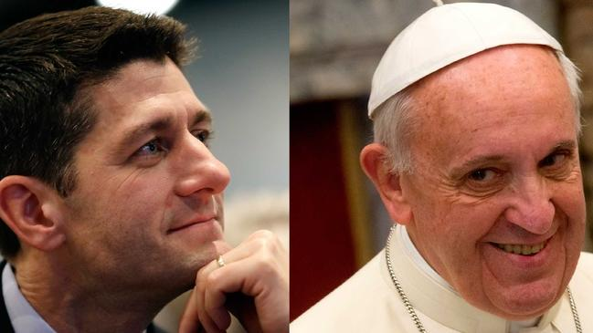 Who Is More Fallible on Economics: Paul Ryan or Pope Francis?