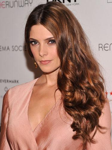 Long hair: Ashley Greene